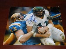 UCLA Chargers Titans Dave Ball Signed 8x10 Photo Authentic Autograph TOUGH