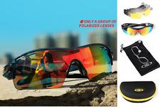 CoolChange Polarized Cycling Glasses Eyewear Bike Goggles Fishing Sunglasses