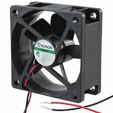 Sunon Maglev  Cooling Fan HA60251V4-0000-999 DC 12v = 0.7w