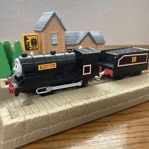 Thomas & Friends TrackMaster Douglas Motorized Train Engine #10 Mattel 2012