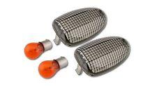 Schwarze Blinker Gläser BMW R 1150 R auch Rockster R1150R smoked signal lenses