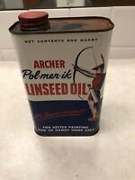 Archer Linseed Oil Can