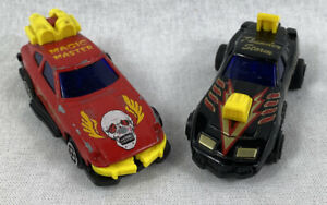 High Speed Cars Magic Master No.6067 - Thunder Storm No.6069 - Used Condition