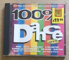 100% Dance Hits - VOLUME 1 - CD