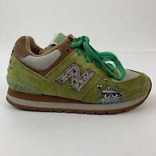 New Balance Kid's Sneaker Tennis Shoe Sesame Street Oscar The Grouch Size 13M