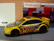 2018 Hot Wheels Race '08 FORD FOCUS❀yellow;red;mc5❀Multi Pack Exclusive?❀LOOSE