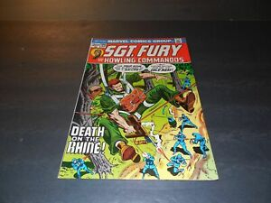 Sgt Fury (Waaay Before He Was A Col) #106 Bronze Age Marvel Comics       ID:5892
