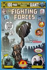Our Fighting Forces #1 - Dc 100 Page Giant - Walmart Exclusive - Jim Lee Batman