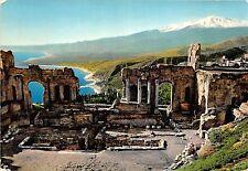 BR629 Italia Taormina Scena del Teatro Greco  italy