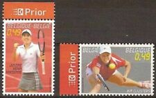 Belgium**TENNIS-Justine Henin & Kim Clijsters-2stamps-2004-Grand Slam Winners