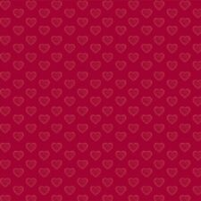 5 sheets Scrapbook Paper VALENTINE NIGHT - FOIL Reminisce VN003