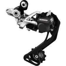 NEW Shimano XT RD-M786 Dyna Sys MTB Bike Rear Derailleur Shadow+ SGS 10sp Silver