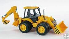 Bruder Toys JCB Loader Backhoe NEW Bucket Construction