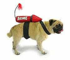 """Acme Rocket Costume for Dogs (Small 7"""" long (11""""-13""""girth))"""