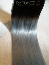 "18"" Hair Weave Extensions weft, Rapunzels Remy Human Hair. For Glue in, Sew in."