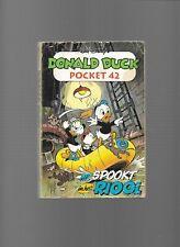 DONALD DUCK pocket 42 The Spookt in het Riool -Walt Disney-Dutch edition PB 1997
