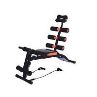 Golden Star Six Pack Care Abs Crunch Machine Full Body Exercise Workout Machine