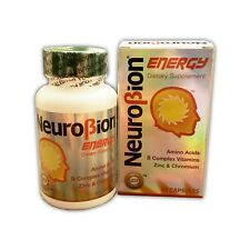 Neurobion Energy Amino Acids B Vitamins and Zinc 60 Capsules
