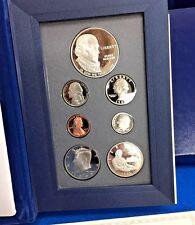 1993 Bill Of Rights Silver Proof Prestige Seven Coin Set w/ Coa ~ Mint