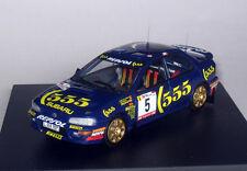 TROFEU Subaru Impreza 1st Rally Portugal 1995 - Carlos Sainz 610 1/43