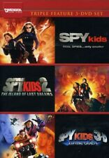 Spy Kids 1-3 [New DVD] Widescreen