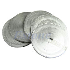 1 Roll 99.95% 25g 0.2mm Magnesium Ribbon High Purity Lab Chemicals Silver