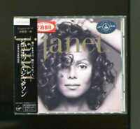 janet. [CD] Janet Jackson [with OBI]