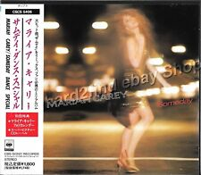 Mariah Carey SOMEDAY Dance Special 1991Japan Import CD with OBI & Calendar Cards