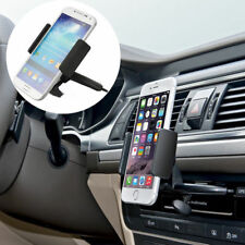 Universal Car CD Slot Mobile Phone GPS Sat Nav Holder Mount For iPhone 7 Android