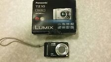 Panasonic lumix TZ10 camera LEICA lens