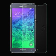 2x New Tempered Glass Screen Protector film cover for Samsung Galaxy Alpha G850