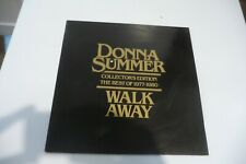 DONNA SUMMER COLLECTOR'S EDITION LP FRENCH PRESS WALK AWAY . BEST OF 1977/1980.