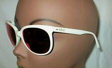 "*Rare* Vintage White Nylon Revo ""Grand Classic"" Pink Mirror Japan Sunglasses"