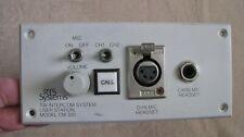 Rts Systems Tw Intercom System User Station Model 300