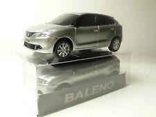SUZUKI BALENO MET. PREMIUM SILVER PLASTIC FACTORYPROMOTIONAL MODEL