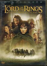 Lord Of the Rings: The Fellowship of the Ring - REGION 1 DVD BRAND NEW SEALED
