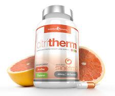 CitriTherm™ mit Sinetrol® Natural Fat Burner - 60 Kapseln - NEU