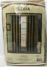 Reina One Grommet Panel 52 X 63 For Rod Or Pole Green