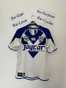 LSR20202 NRL Bulldog Shirt - Small