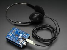 "Adafruit ""fabricante de música"" MP3 Shield para Arduino (MP3/Ogg/WAV..) [ADA1790]"