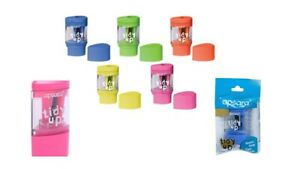 10 Apsara TIDY UP 2-IN-1 Sharpener and Eraser Combo |school home office desk use