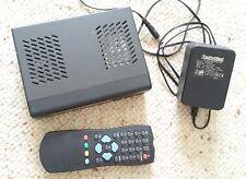 Technisat DigiPal 1 + Original-Fernbedienung + Netzteil HYTD 1207 DVB-T schwarz