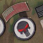 DAESH WHACKER GREEN BERETS in Syria URBAN WARFARE 2TAB: US Flag + Punisher Skull
