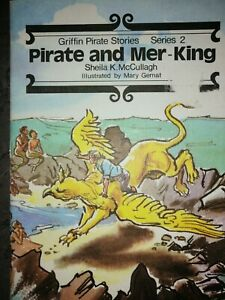Griffin Pirate Stories Sheila McCullagh Series 2  Pirate and Mer-King