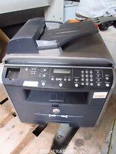 DELL MFP 1600N Laser Drucker Printer Mono 22PPM A4 Copy Scan AIO USB LAN NO CR