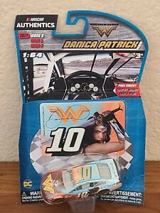 2017 Wave 8 Danica Patrick Wonder Woman 1/64 NASCAR Authentics