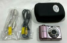 (TESTED) Canon PowerShot A1100 IS 12.1MP Digital Camera - 4X Optical Zoom PINK
