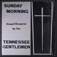 TENNESSEE GENTLEMEN: Gospel Bluegrass LP (shrink, slight wear at opening)