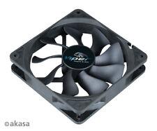 Akasa AK-FN065 120mm Viper Black S-Flow Case Fan