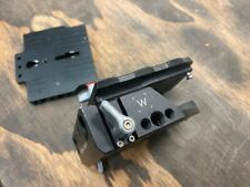 Wooden Camera Quick Base - QR Baseplate for Sony FS700 *USED WITH LOVE*